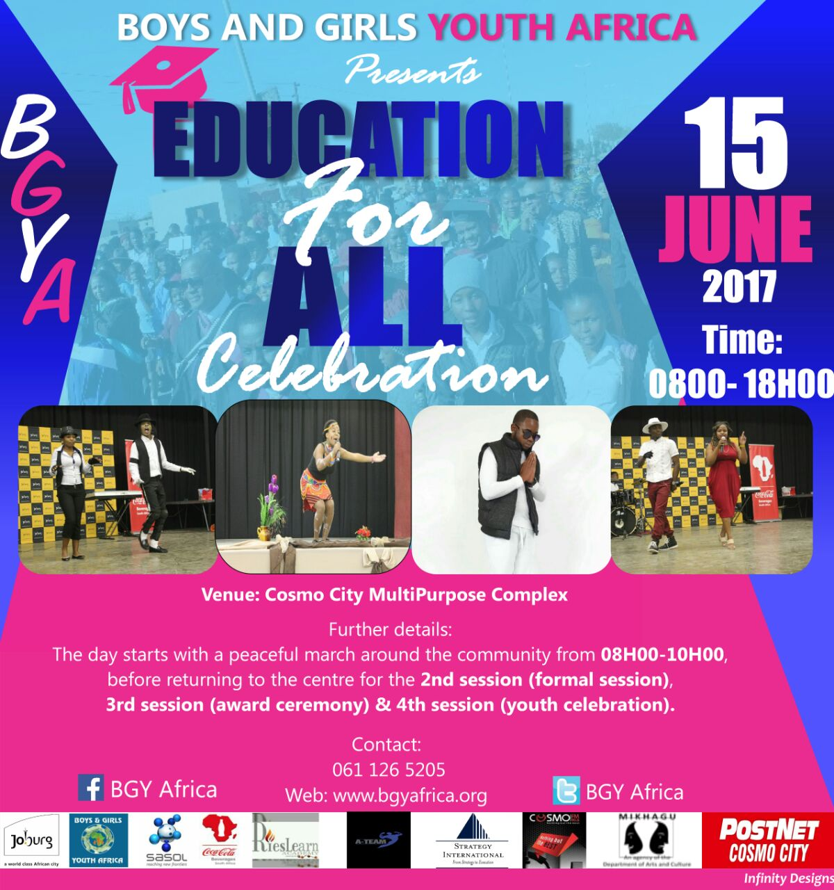 2017 June 15 Education for ALL